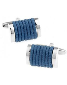 Gemelos Cuerda Azul