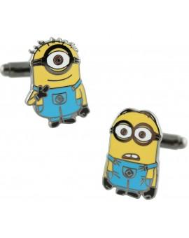 Minions Cufflinks