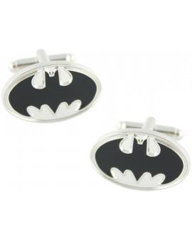 Gemelos Batman Plateado