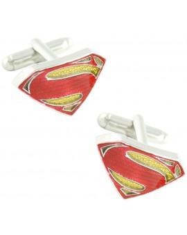 Superman Vintage Shield Cufflinks