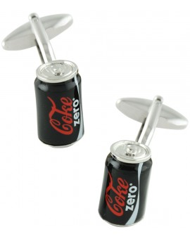 Zero Coke Cufflinks