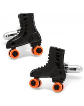 Gemelos Patines Negros