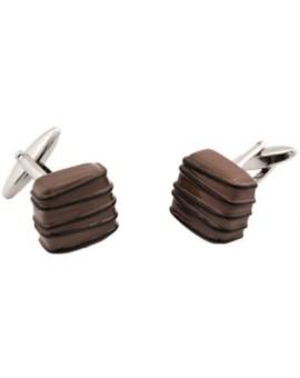 Chocolate Cufflinks