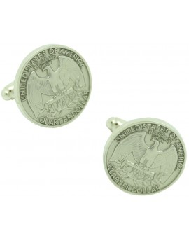 Quarter Dollar Cufflinks