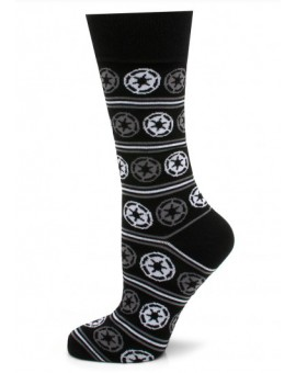 Calcetines Imperio Galactico Negro Star Wars