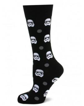 Calcetines StormTrooper Negro Star Wars