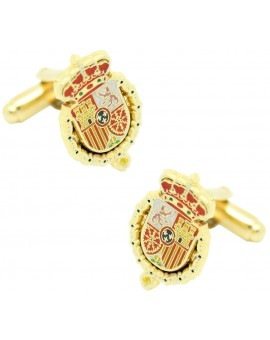 Royal House Felipe VI Cufflinks