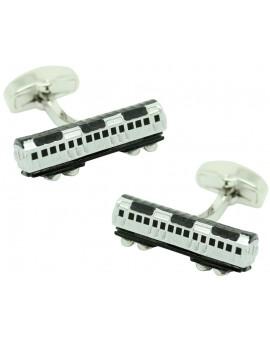 Gemelos para camisa Vagón de Tren Clásico