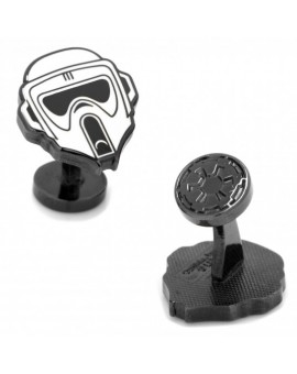 Gemelos para camisa Scout Trooper Star Wars