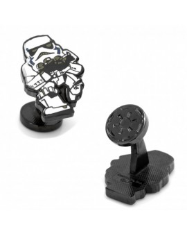 Gemelos para camisa StormTrooper Action War Star Wars