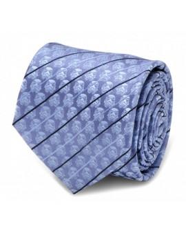 StormTrooper Blue Stripe Tie