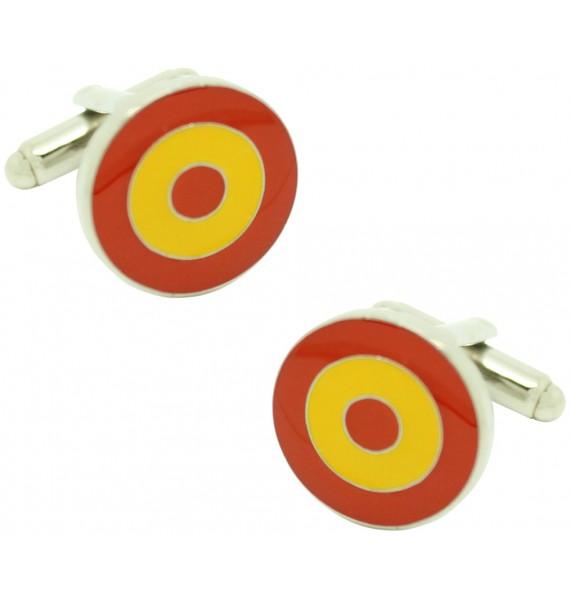 Spanish RAF Cufflinks