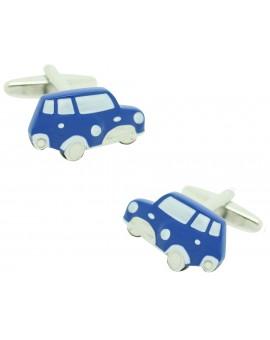 Gemelos Mini Cooper Azul