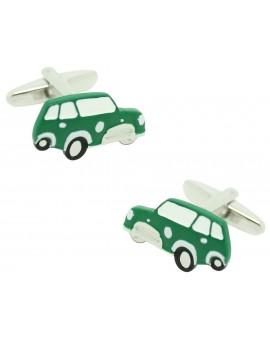 Gemelos Mini Cooper Verde