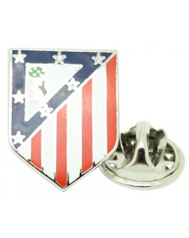 Pin Atlético de Madrid color