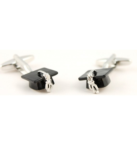 Mortarboard Cufflinks