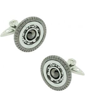 Gemelos para camisa Rodamiento de Rueda GTO Steel