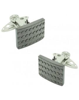 GTO Steel Pneumatico Cufflinks
