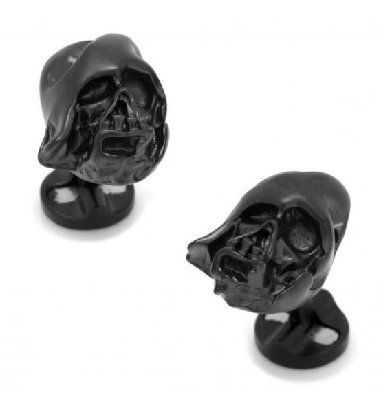 Gemelos para camisa Casco Darth Vader Derretido 3D Star Wars