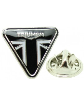 New Triumph Logo Pin