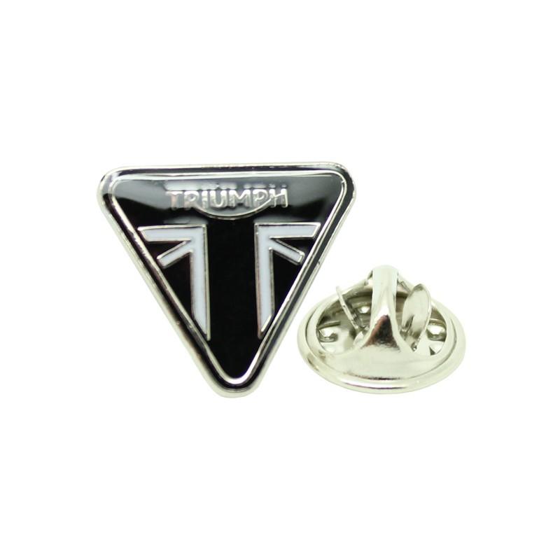New Triumph Logo Pin