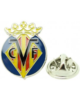 Villareal Football Club Pin