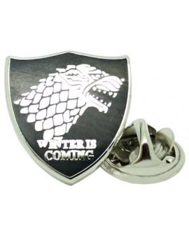 Pin Juego de Tronos Casa Stark