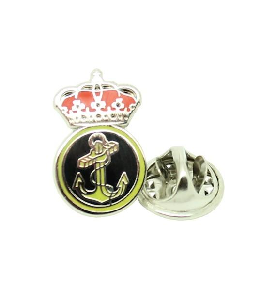 Spanish Armada Emblem Pin