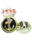 Spanish Armada Emblem Pin