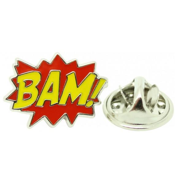 Comic Strip Pin
