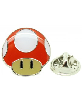Pin Seta Roja Super Mario Bros.