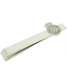 Silver Plated Espanyol FC Tie Bar