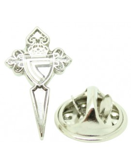 Silver Plated Celta de Vigo Cufflinks