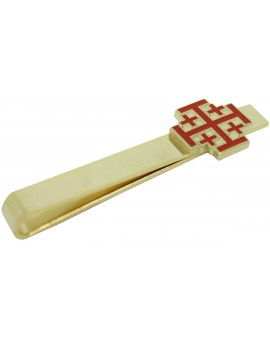 Order of the Holy Sepulchre Tie Bar