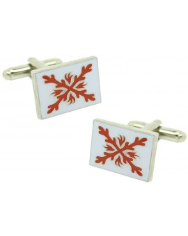 White Tercio of Infantry from Century XVI Cufflinks