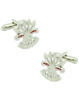 Symbol of Spanish Francoism Cufflinks