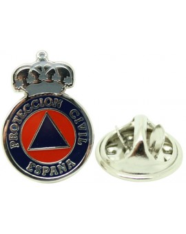 Spanish Civil Protection Pin