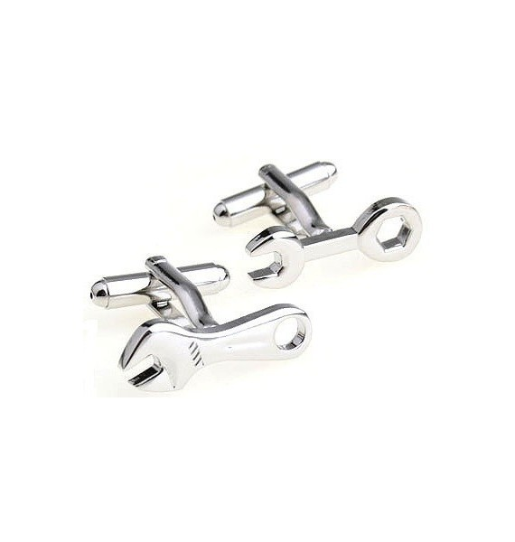 Monkey Wrench Cufflinks