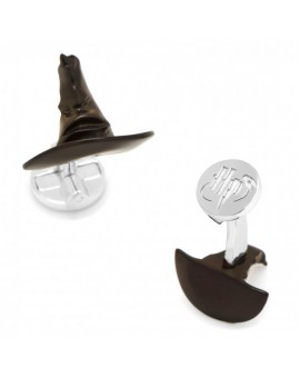 Harry Potter 3D Sorting Hat Cufflinks