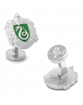 Slytherin Shield Harry Potter Cufflinks
