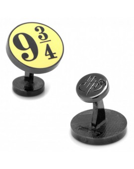 Platform 9 3/4 in King´s Cross Harry Potter Cufflinks