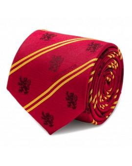 Corbata de la casa Gryffindor de Hogwarts a Rayas