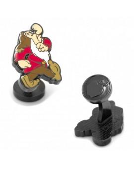 Disney - Grumpy Dwarf Cufflinks