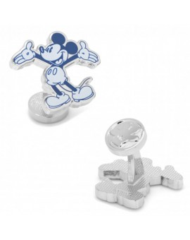 Disney - Mickey Mouse Vintage Sketch Cufflinks