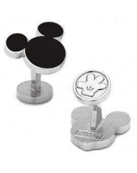 Disney - Mickey Mouse Silhouette Cufflinks