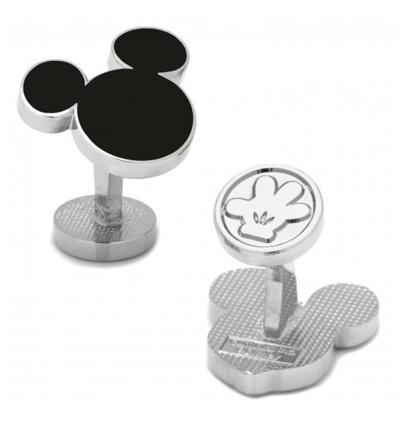 Gemelos para camisa Silueta de Mickey Mouse - Disney