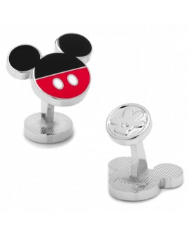 Disney - Mickey Mouse Head and Pants Cufflinks
