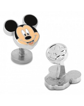 Disney - Mickey Mouse Face Cufflinks