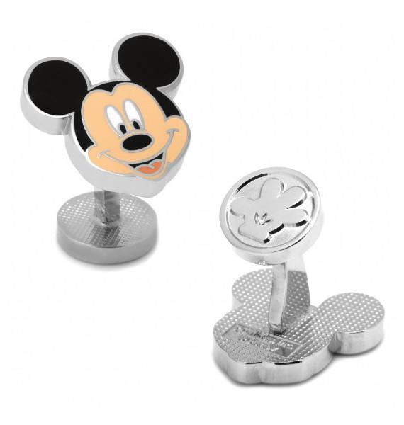 Gemelos para camisa Sonrisa de Mickey Mouse - Disney