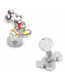 Disney - Watercolor Mickey Mouse Cufflinks